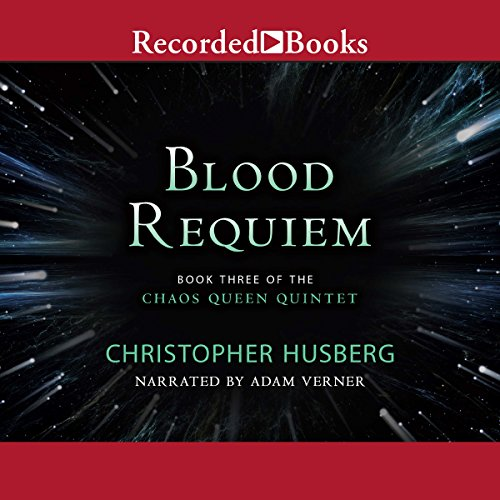 Blood Requiem audiobook cover art