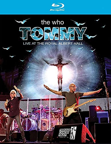 Tommy – Live At The Royal Albert Hall (Blu-ray)