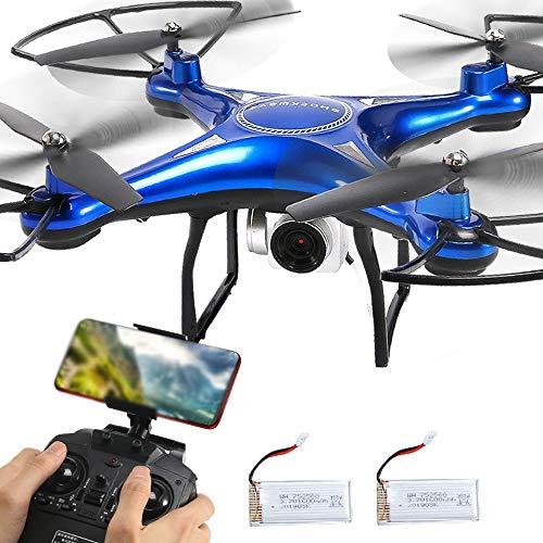 Logo 42CM RC Airframe Kämpfer UAV Luft HD Quadcopter elektrische Kinder Toy Boy 2 Millionen Pixel 1080p HD Drohne Glider Drone Tropfen Resistant Fernbedienung Flugzeug-Hubschrauber Junge Und Mädchen,