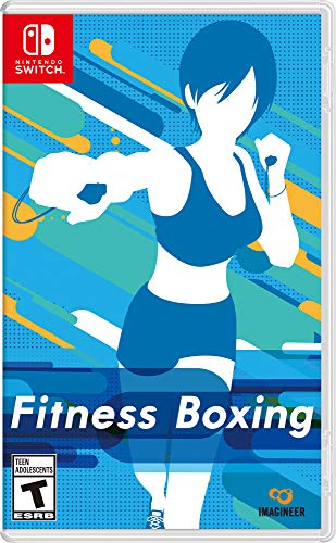 Fitness Boxing (輸入版:北米) – Switch
