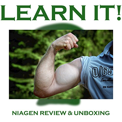 Niagen Review & Unboxing