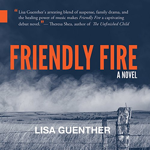 Friendly Fire cover art