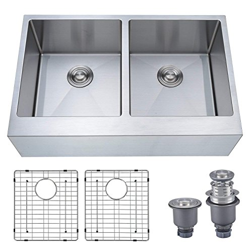 MMOWA HAS3321 Farmhouse Sink