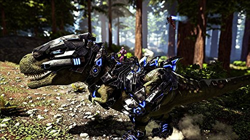 ARK: Survival Evolved (PS4)
