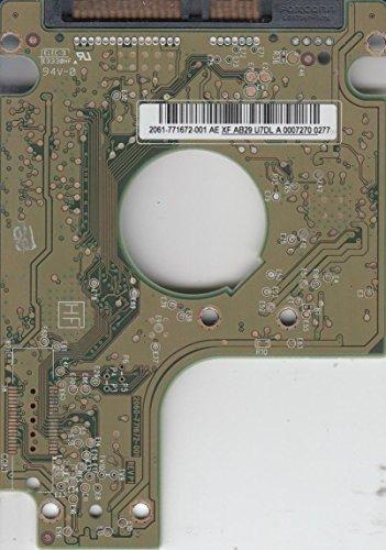 WD3200BEVT de 11a0rt0, 2061–771672–001Ae, WD SATA 2.5Escalera Placa (PCB)