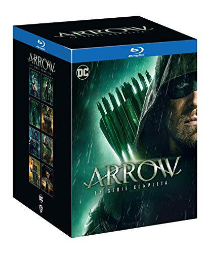 Arrow: La serie completa (stagioni 1-8) (30 Blu Ray)