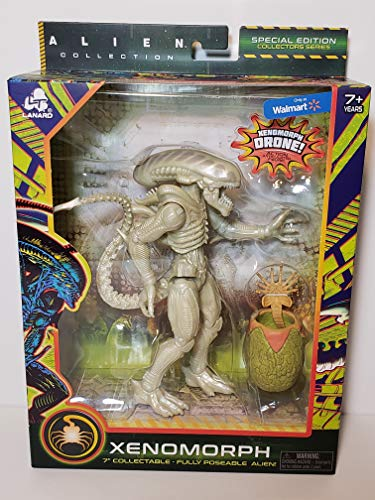 Alien Collection Special Edition - Xenomorph Drone - Fully Poseable Figure 7 inch