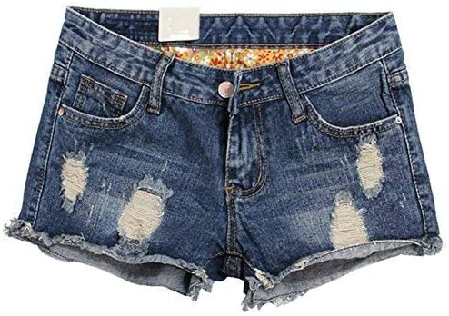 Thrivqyaf Max 83% OFF Special sale item Womens Vintage Fringe Denim Vary Jeans Shorts Styles