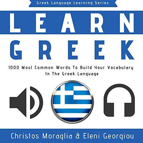 Learn Greek cover art