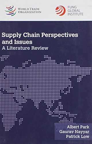 Supply Chain Perspectives and Issues: A Literature Review