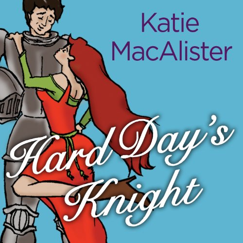 Hard Day's Knight audiobook cover art