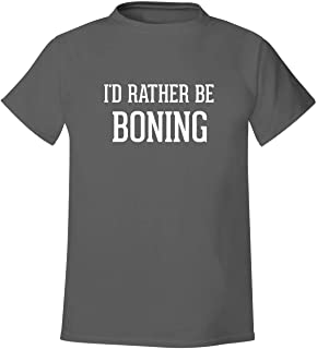 I'd Rather Be BONING - Men's Soft & Comfortable T-Shirt
