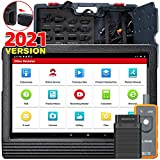 LAUNCH X431 V+ Bi-Directional Scanner Full Systems Diagnostic Scanner,31+ Reset Functions IMMO ECU Online Coding Scan Tool, Variant Coding,Guided Function, AutoAuth for FCA SGW,2 Years Free Update