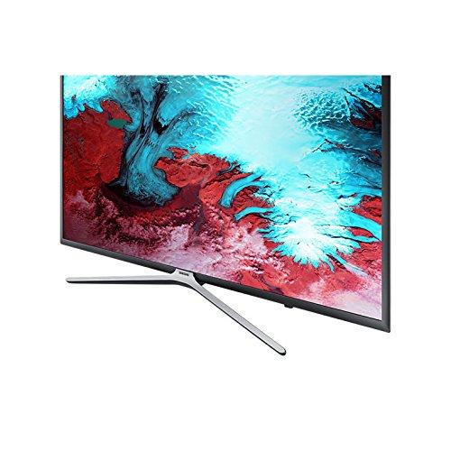 Samsung UE49K5500AWXXH Series 5 K5500 123 cm (49 Zoll) Fernseher (Full HD, DVB-TC, Smart TV)