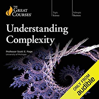 Understanding Complexity audiobook cover art