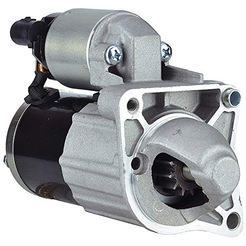 DB Electrical New 410-48361 Automotive Starter 1.4L Compatible with/Replacement for FIAT 500 2014 2015 2016 2017 2018 10874 103-6121 56029698AA 28046E 50045531 M0T33872ZC