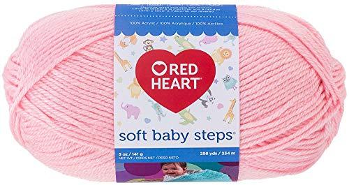 Pink soft yarn