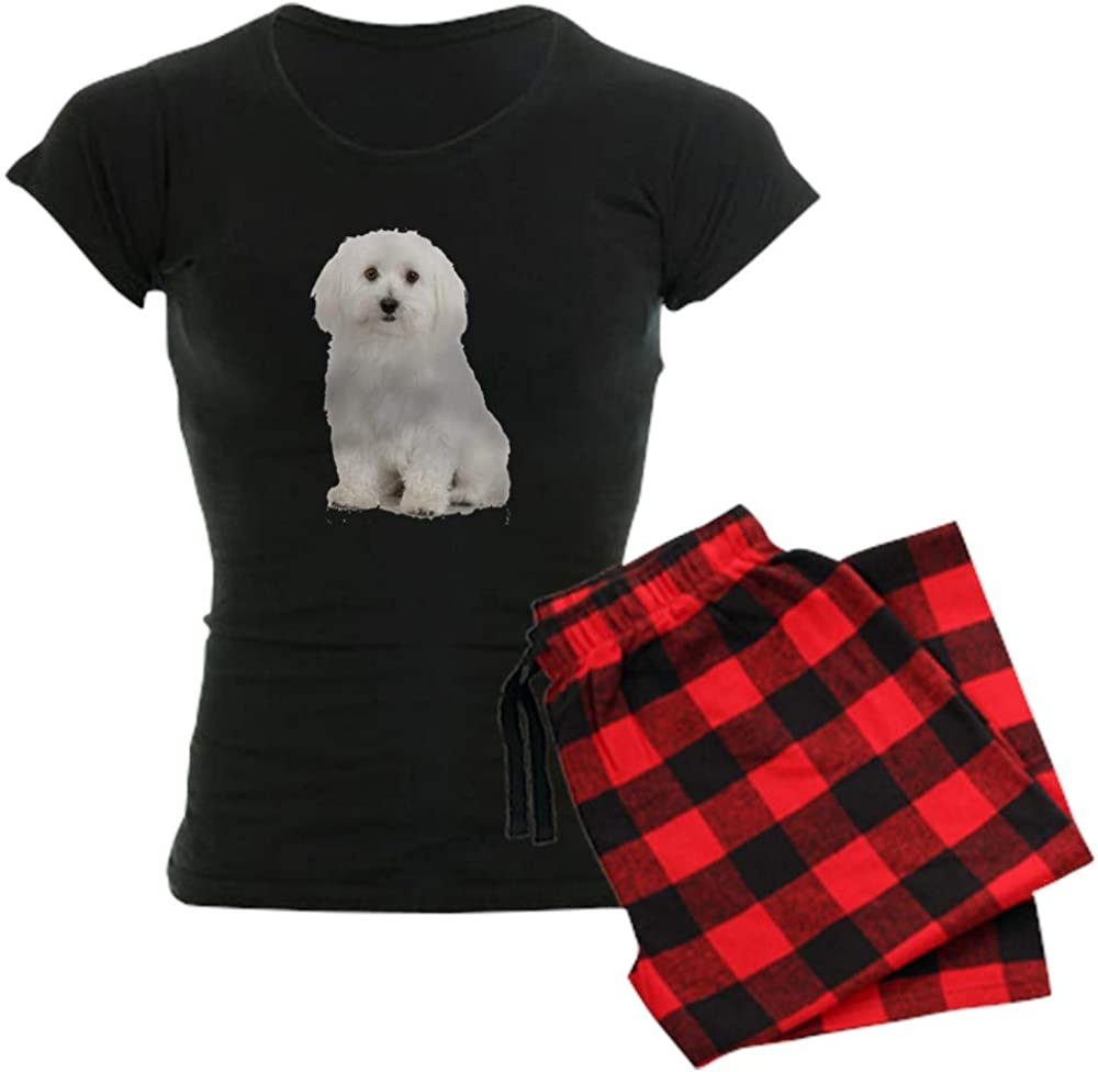 CafePress The Max 55% OFF We OFFer at cheap prices Perfect Bichon Women's Frise PJs