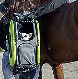 Haustier-Buggy, ips-020/grün, Hunde-Tragetasche, Trolley, Trailer, InnoPet®, Playstation Pet Buggy. Zusammenklappbar Pet Buggy, Kinderwagen, Kinderwagen für Hunde und Katzen. - 6