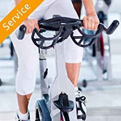 Assembly of 1 customer-supplied exercise bike per product instructions Moving the bike to a new location is not included Product activation and setup of smart features is not included Removal of packaging materials to customer's bin Products requirin...