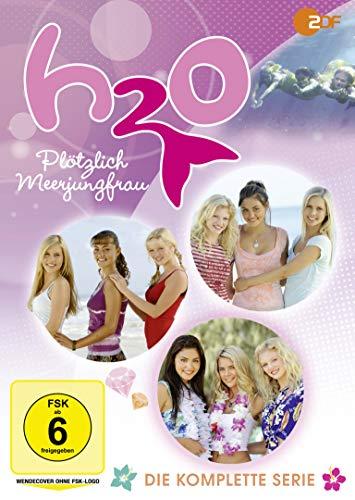 H2O - Plötzlich Meerjungfrau - Die komplette Serie [12 DVDs]