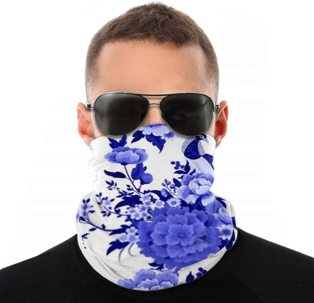 Headbands For Men Women Neck Gaiter, Face Mask, Headband, Scarf Beautiful Seamless Pattern Diamond Pheasant Sitting Turban Multi Scarf Double Sided Print Headwraps For Women For Sport Outdoor