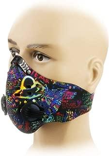 マスク 冬の暖かい防塵マスクを実行している屋外防風PM2.5乗馬マスクスポーツ 洗える トレーニング用 マスク 低酸素 持久力 肺活量 フィルター付 男女兼用