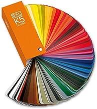 RAL K5 color fan deck with 213 RAL CLASSIC colors- semi matt