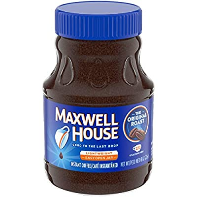 Maxwell House Original Roast Instant Coffee (8 oz Jar)
