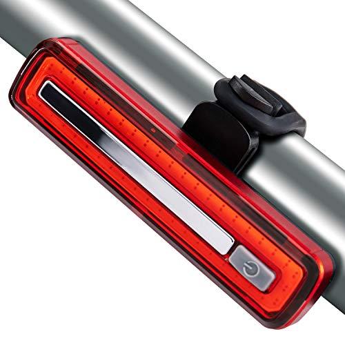 Volcano Eye Luz LED Trasera Bicicleta Luces Traseras para Bici Ultra Brillo...
