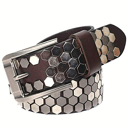 0.53 Thick Natural Rubber Hexagonal Jason Industrial BB87 Double V Classical Belts 0.66 Wide 87.3 Long