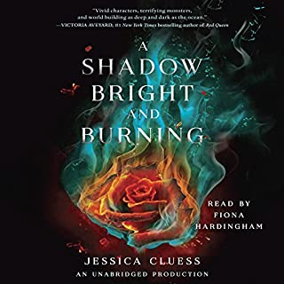 A Shadow Bright and Burning cover art