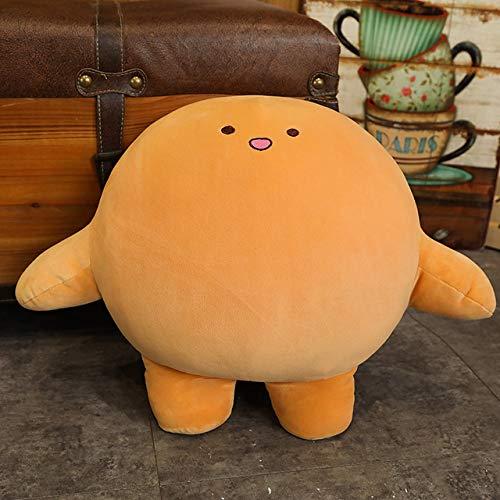 N / A Cartoon Fat Octopus Plüschtier weiche Stofftierpuppe Flexible Kissen Nickerchen Kissen für Kind Kind Mädchen einzigartige Kawaii Geschenk 11cm-30cm