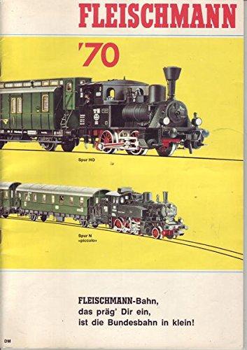 Fleischmann \'70 - Fleischmann-Bahn