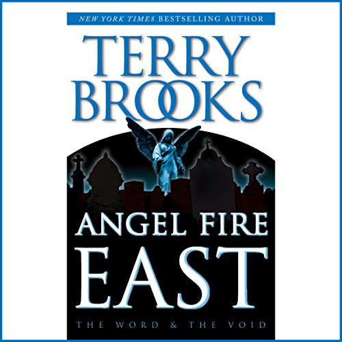 Angel Fire East audiobook cover art