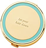 Kate Spade New York Holly Drive Compact Mirror - Let Your Hair Down