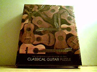The Metropolitan Museum of Art - Classical Guitar Puzzle - 500 Pieces 19