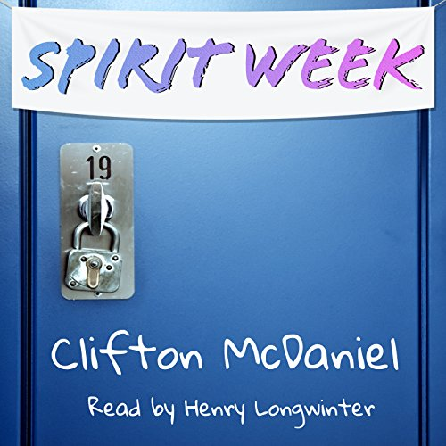 Spirit Week audiobook cover art