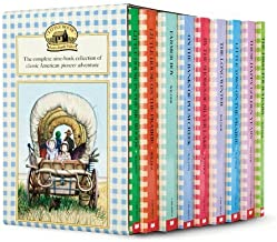 The Little House Books (9 Volumes)