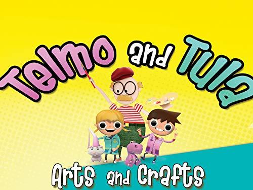 Telmo & Tula: Manualidades