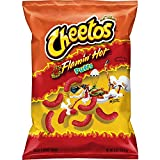 Flamin' Hot Puffs Cheese Flavored Snacks 8.5 oz...