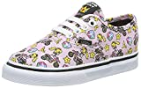 Vans Authentic, Botines de Senderismo, Rosa ((Nintendo) Princess Peach/Motorcycle), 20 EU
