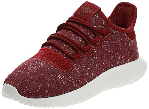 adidas Tubular Shadow J, Unisex Kids' Sneakers, Red (Buruni / Buruni / Balcri), 6.5 UK (40 EU)