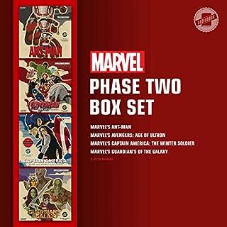 Marvel's Phase Two Box Set cover art