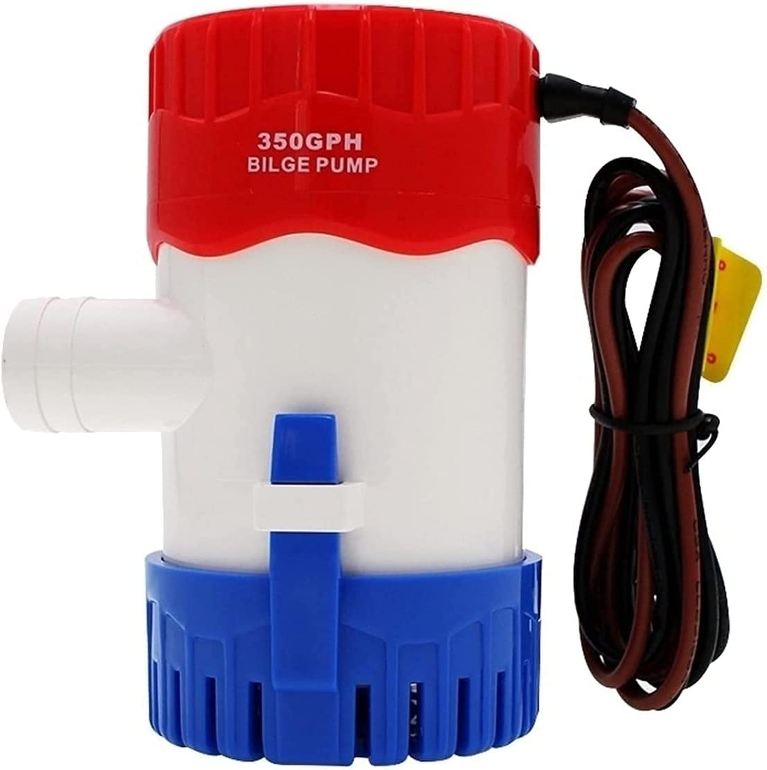 DAYDAY helper 2021 Automatic Submersible Small Boat Water Pump Bilge excellence