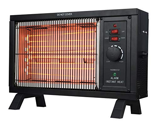 Konwin 4892725 Electric Infrared Heater