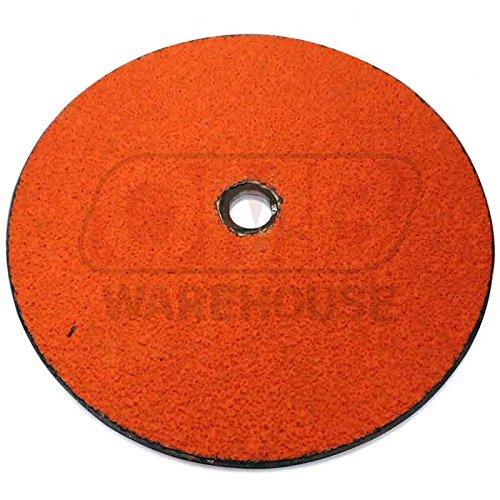 7' Orange Fast Grind Grinding Wheel