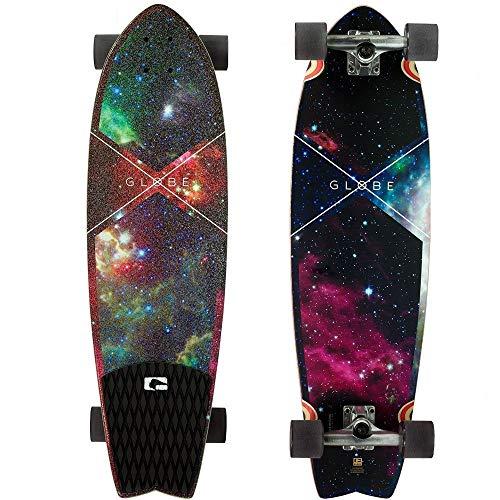 Globe Chromantic Cruiser Galaxy Complete Longboard Skateboard 97 x 33Inch
