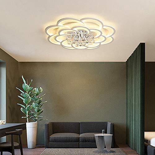 Moderne Led Plafond Lampen voor Woonkamer Slaapkamer Studie Kamer Crystal Lustre Plafonnier Home Deco Plafond Lamp Avize Led Nachtlampje