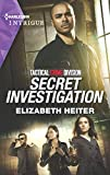%name The Extra Shot: Secret Investigation by Elizabeth Heiter